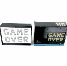 "Светильник ""GAME OVER"""